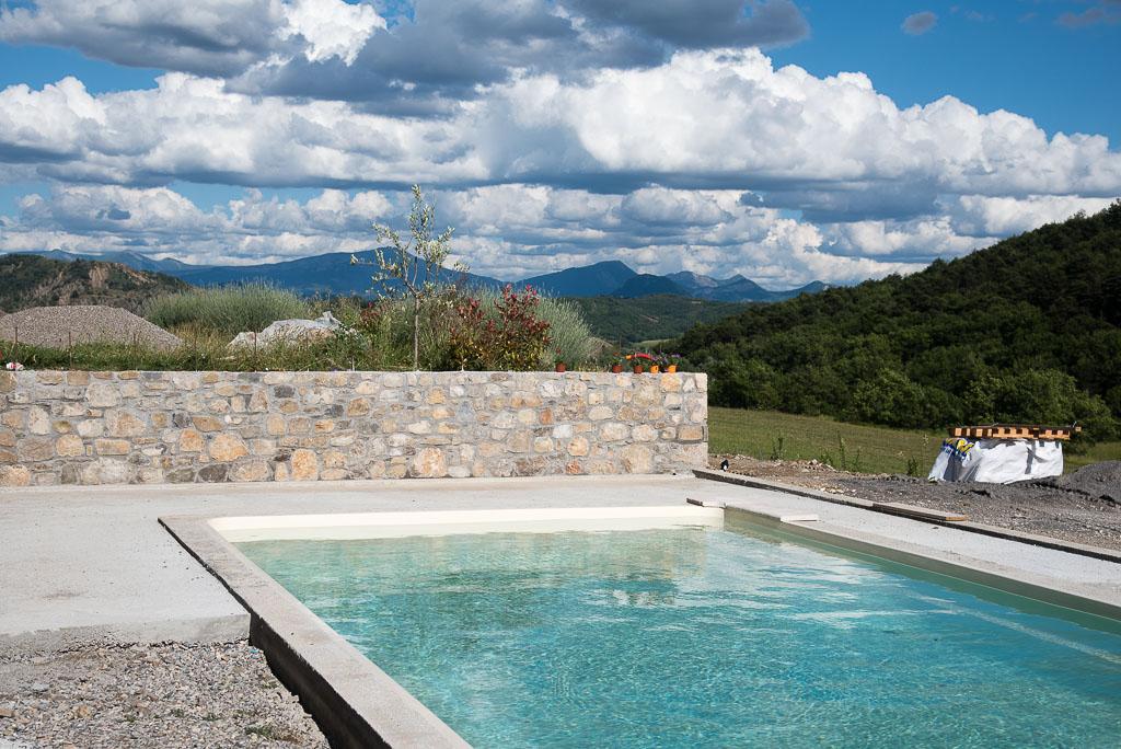 La piscine est en service for Piscine service